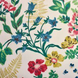 Twilight Garden oilcloth tablecloth