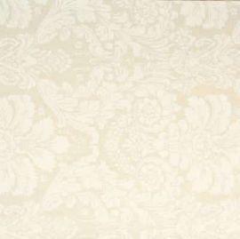 Victorian Cream oilcloth tablecloth