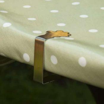 Metal Tablecloth Clip