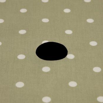 Parasol hole with a plain cut hole