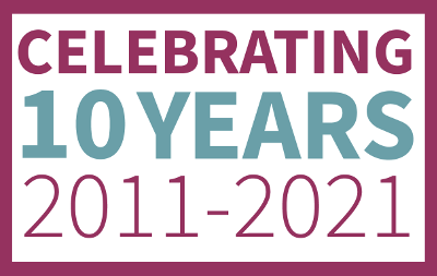 Celebrating 10 years, 2011 - 2021